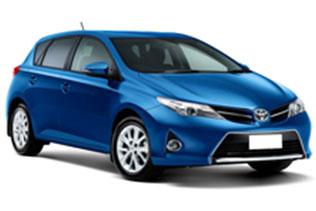 Toyota Corolla (Manual)