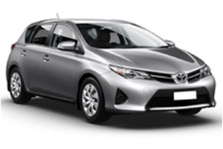Toyota Corolla (Auto)