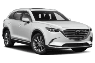 maxda cx9 suv car