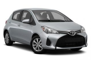 Toyota Yaris Automatic (Economy Hatch)