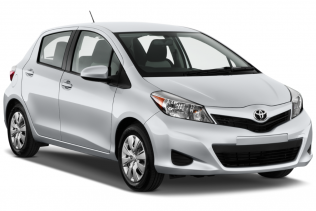 Toyota Yaris – Manual