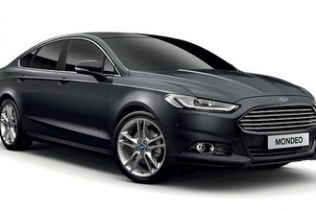 Ford Mondeo (Mid-Size Sedan)