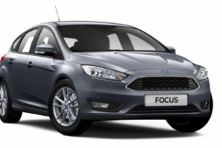 Ford Focus (Compact Hatch)